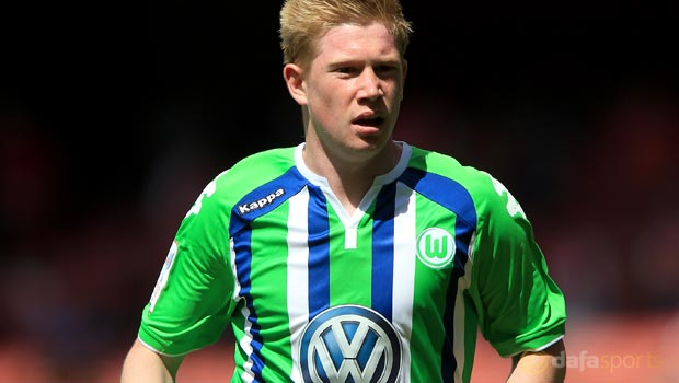 Wolfsburg coach Dieter Hecking makes Kevin De Bruyne claim