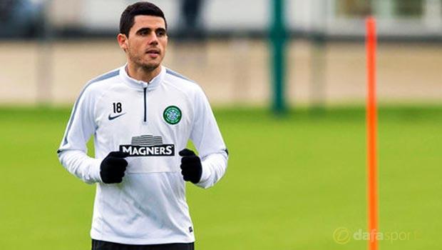 Celtic midfielder Tom Rogic savours first Parkhead strike