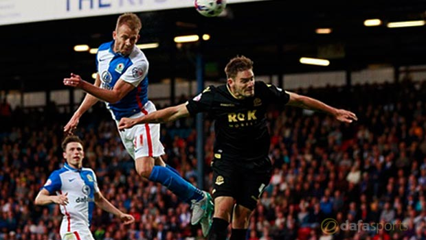 Jordan Rhodes needs time to hit peak form says Blackburn Rovers boss