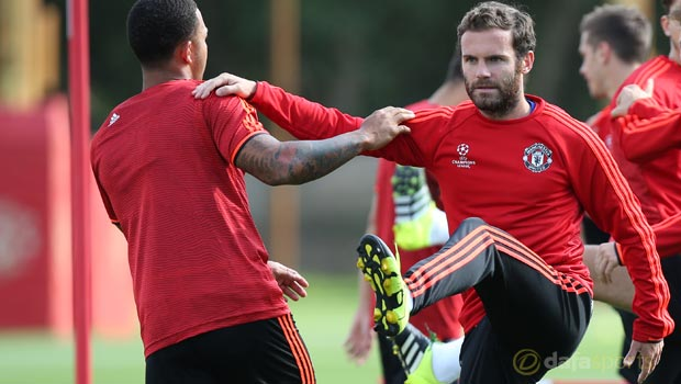 Juan Mata eyes Euro 2016 glory