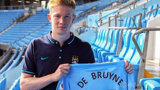 City skipper swayed Kevin De Bruyne towards Man City move
