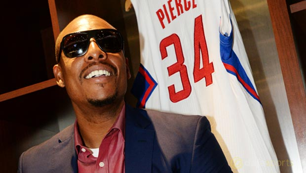 LA Clippers head coach Doc Rivers to manage Paul Pierce playing time