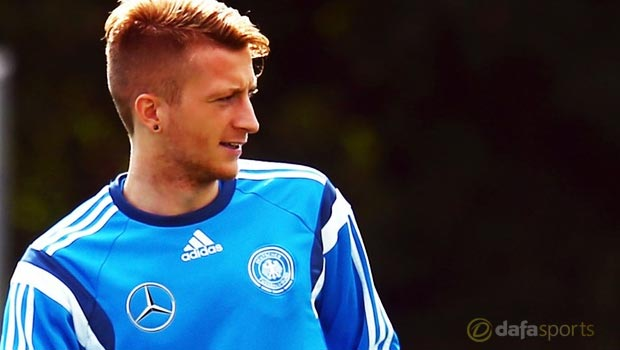 Euro 2016: Marco Reus blow for Germany