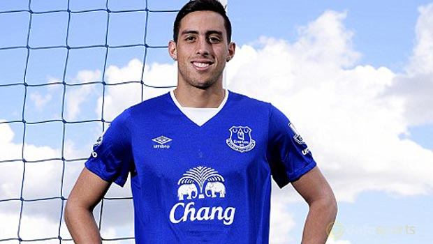 Ramiro Funes Mori excited for Everton debut