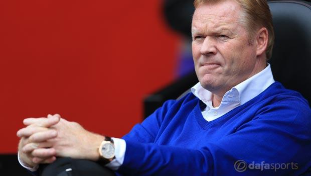 Southampton boss Ronald Koeman in no mood to sell star duo
