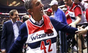 Washington Wizards owner Ted Leonsis