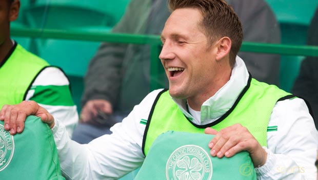 Kris Commons delighted with extended run in Celts team