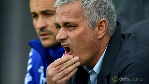 Chelsea boss Jose Mourinho bullish over fall-out talk