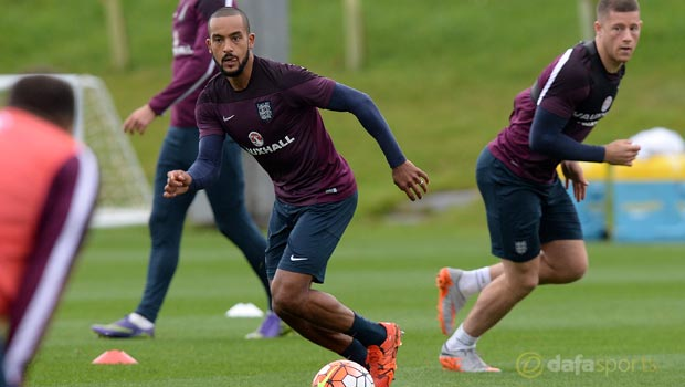 Euro 2016: Theo Walcott eager to demonstrate international class