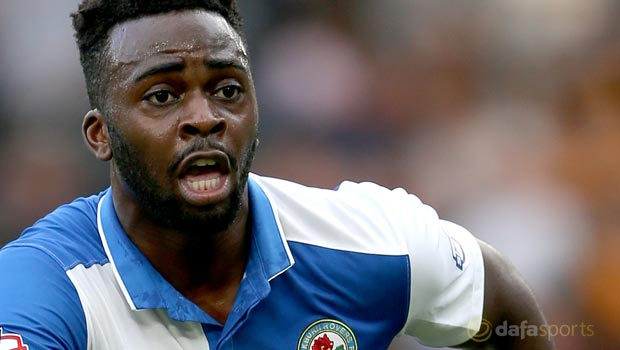 Blackburn Rovers midfielder Hope Akpan hopes for better