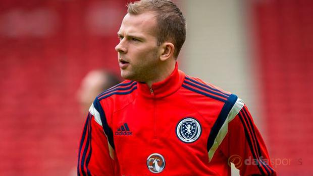 Scotland boss Gordon Strachan reveals Jordan Rhodes injury worry