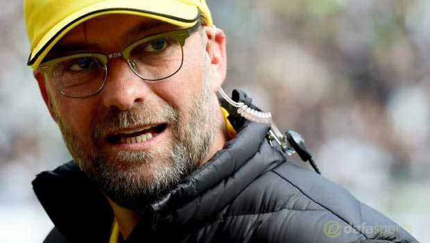 Liverpool make contact with Jurgen Klopp