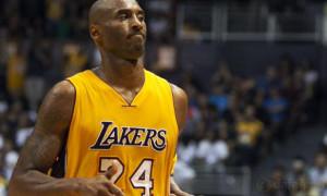 Kobe Bryant LA Lakers NBA Basketball