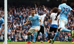 Manuel Pellegrini was right to take me off says City's five-goal striker