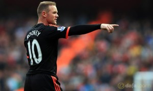 David Beckham backing for Wayne Rooney