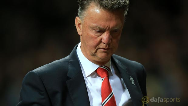 Louis van Gaal: Emirates win would give Manchester United title belief