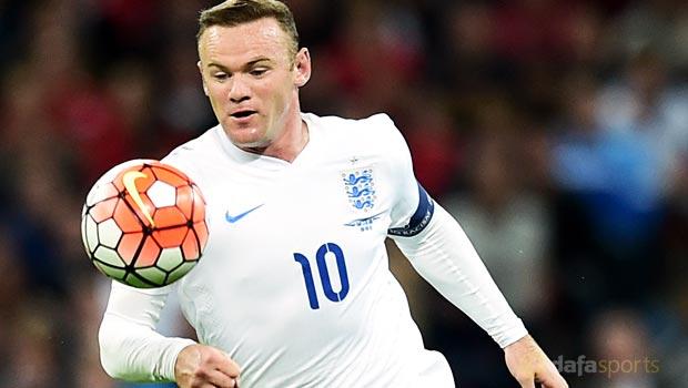 Wayne Rooney worry for England