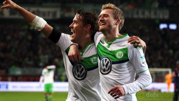 Andre Schurrle tips Wolfsburg for Euro progression