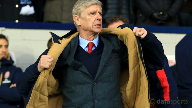 No conspiracy theories for Arsenal boss Arsene Wenger