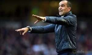 Youth key for Everton under Roberto Martinez