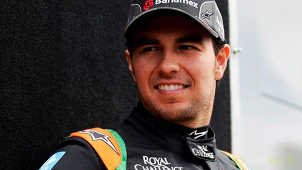 F1: Force India's Sergio Perez hails 'best season'