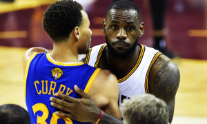 NBA: Cavaliers star LeBron James envious of 'healthy' Warriors