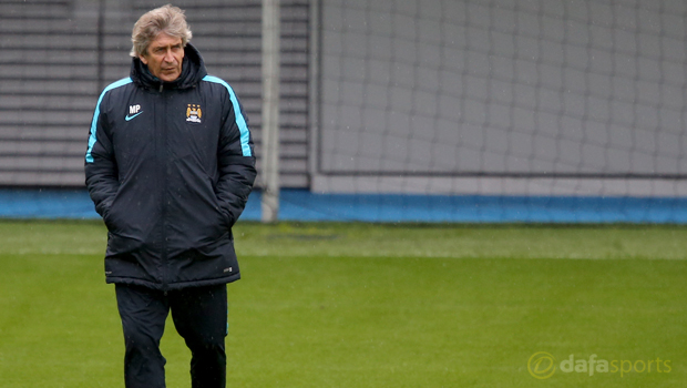 Man City manager Manuel Pellegrini still hopeful of topping group