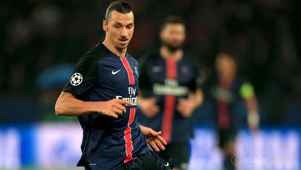 PSG star striker Zlatan Ibrahimovic wants to feel the love