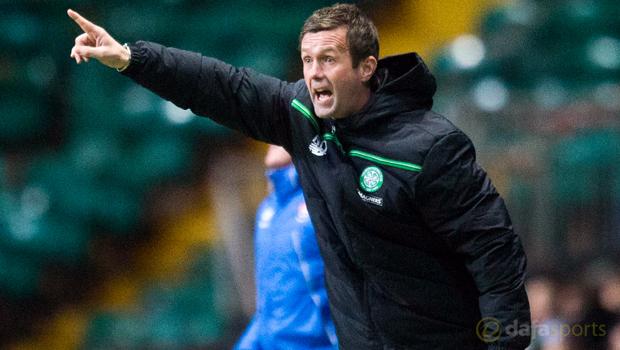 Ronny Deila talking up Celtic's chances of Ajax boost