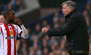 Sunderland boss Sam Allardyce hopeful over striking duo