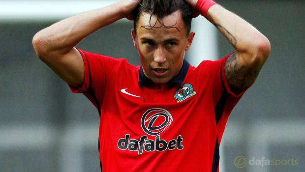 Blackburn Rovers midfielder John O'Sullivan keen to prove his worth