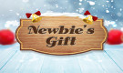 Newbie's Gift – Receive a joyful welcome surprise worth MYR65!