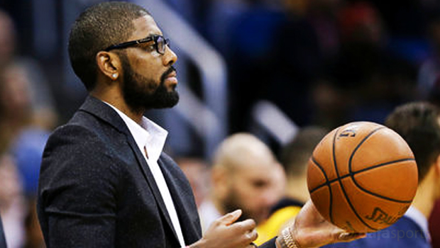 NBA: Kyrie Irving remains sidelined for Cavs - Dafabet ...