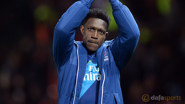 Arsenal forward Danny Welbeck to hit comeback trail