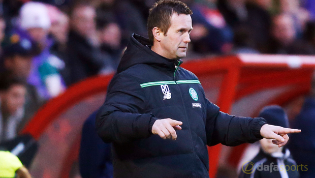 Celtic boss Ronny Deila content to move on in Scottish Cup journey