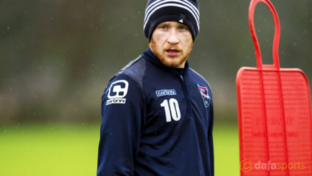 Liam Boyce capable of earning Northern Ireland spot