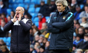 Claudio Ranieri urges Leicester City not to look back