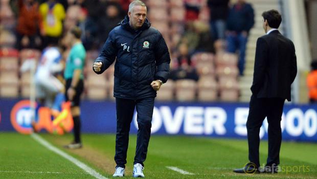 Blackburn boss Paul Lambert calls for repeat of Riverside display