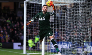 Hugo Lloris hails talent at Spurs