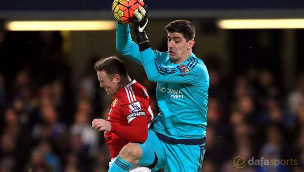 Chelsea keeper Thibaut Courtois targets silverware