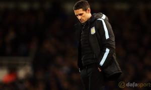 Remi Garde Aston Villa departure