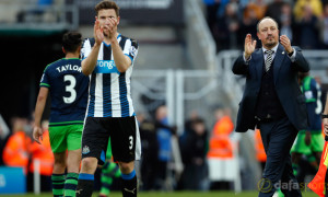 Newcastle United v Swansea City
