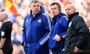 Frustrated Sam Allardyce relieved to salvage a point