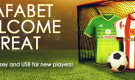 Sunderland Jersey and USB for new players! – Dafabet Welcome Treat