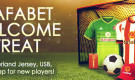 Sunderland Jersey, USB and Cap for New Players! – Dafabet Welcome Treat