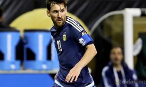Copa America final Lionel Messi