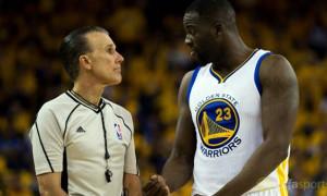 Golden State Warriors Draymond Green suspension Game 5 NBA