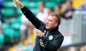 Brendan Rodgers targets Bhoys improvement