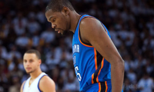 Kevin Durant Golden State Warriors
