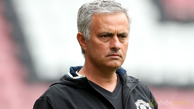 Title the target for Jose Mourinho